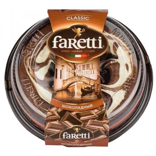 Classic Faretti шоколадный