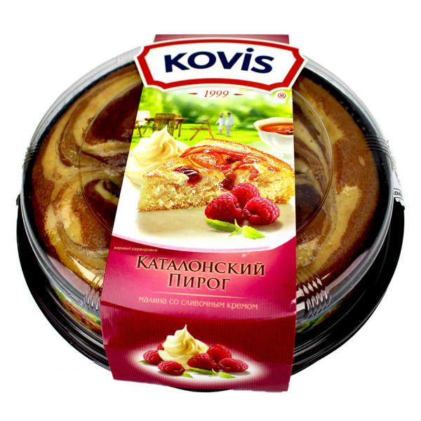 «Каталонский Пирог» малинали пирог «KOVIS»