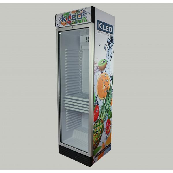 Витринный холодильник KLEO KBC 390 CH