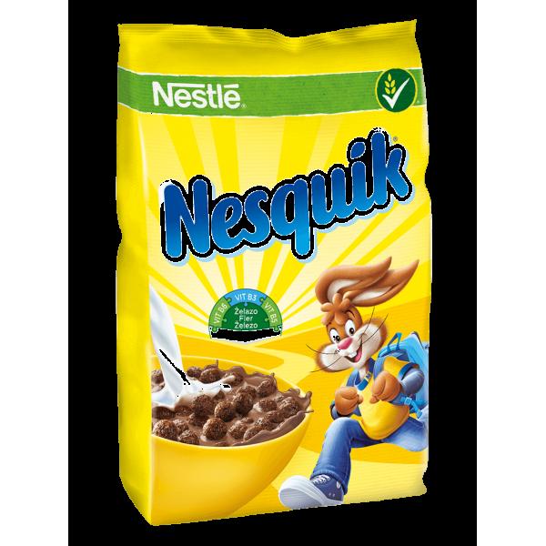 Готовый Шоколадный Завтрак Nesquik