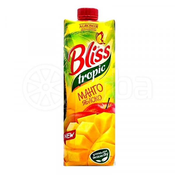 Bliss Tropic Сок со Вкусом Манго Яблоко, 1л