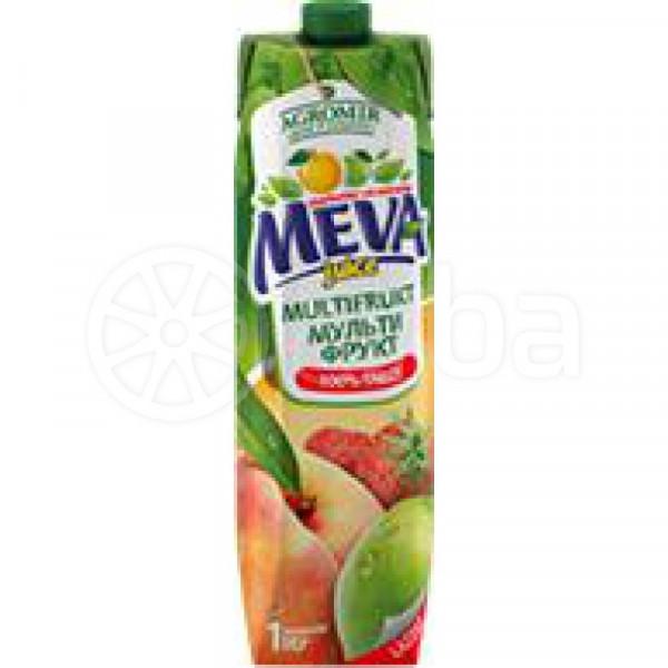 Meva Juice Сок Мультифрукт, 1л
