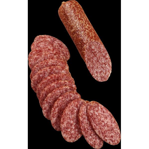 Колбаса Tegen Альпийская сырокопченая колбаса