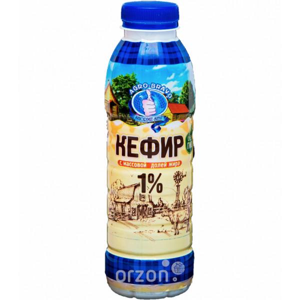 Кефир Agra Bravo 1% 500гр
