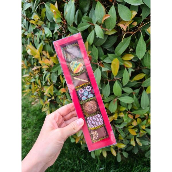 Ассорти на 7 конфет