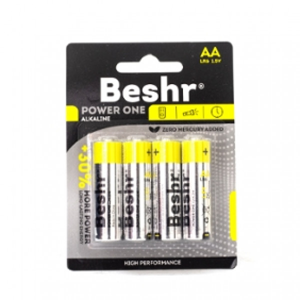 Батарейка Beshr Power ONE 4шт