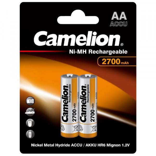 Батарейка Camelion AA 2700mAh 2шт
