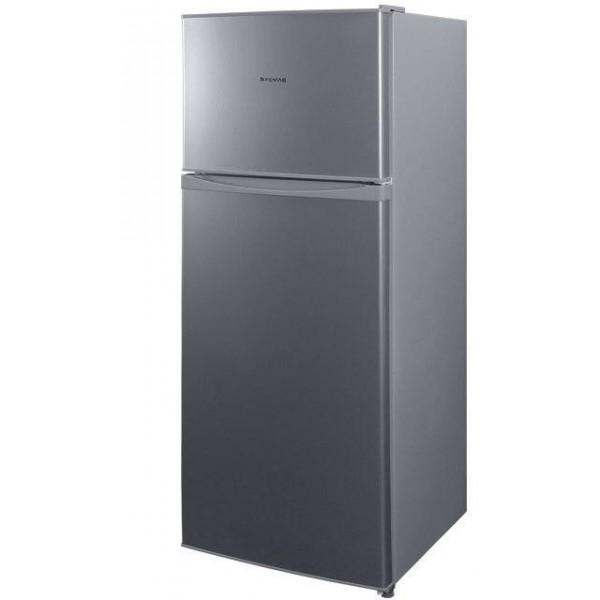 Бытовой Холодильник FEMAS BCD-275IX (серый)