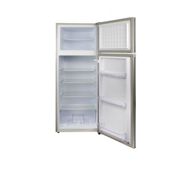 Бытовой Холодильник FEMAS BCD-325 IX(серый)