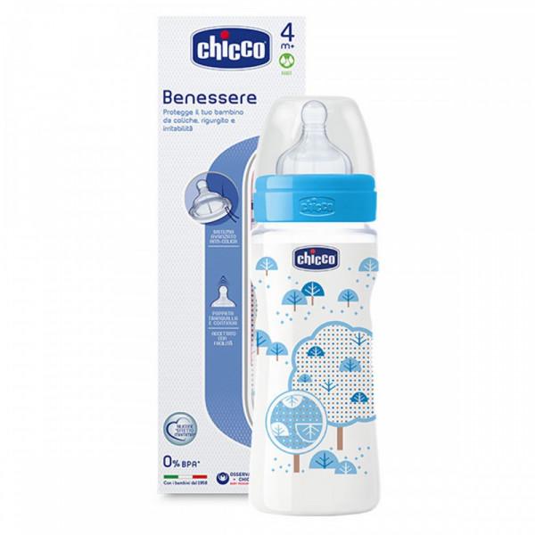 Бутылочка детская Chicco 330мл