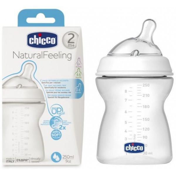Бутылочка детская Chicco 250мл