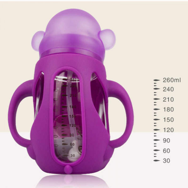 Бутылка для кормления Duo ml NoDML-0012 260мл