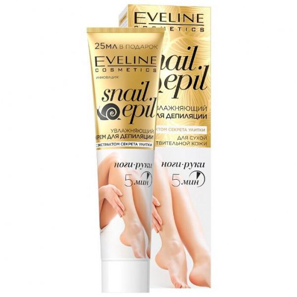 Eveline Cosmetics Крем для депиляции Snail epil