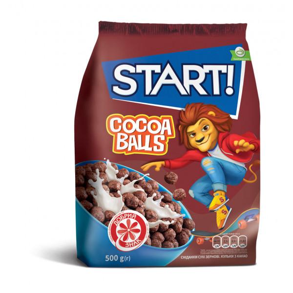 Готовый Завтрак Start 320гр