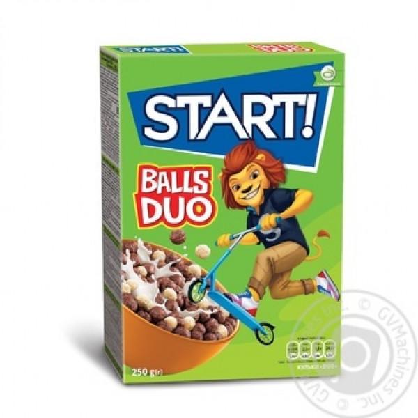 Готовый Завтрак Start Balls DUO 250гр