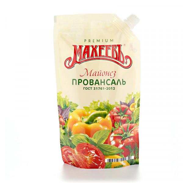 Майонез Махеевъ  Провансаль 400мл