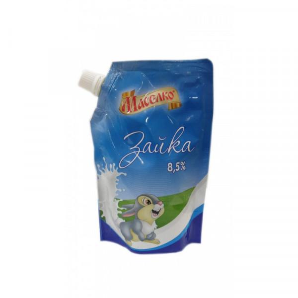 Сгущенка Маселко Зайка 8,5% 320гр м/у