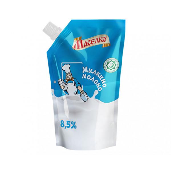 Сгущенное Молоко Маселко Милкино Молоко 8,5% 320гр