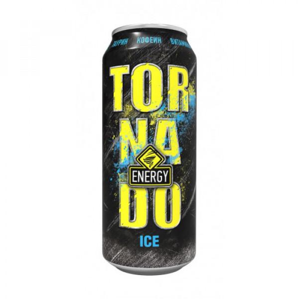 Напиток энергетический Торнадо Айс 450мл