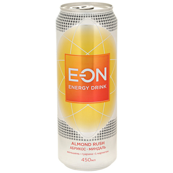 Энергетический Напиток  E-one Orginal 450мл