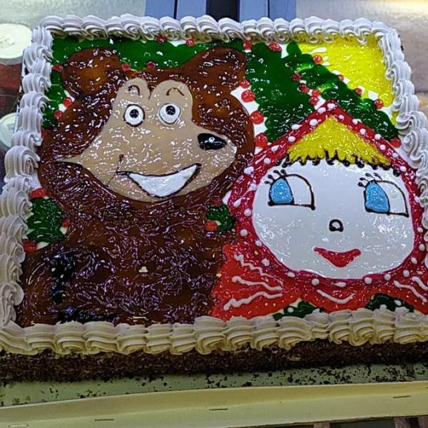 Торт Фаровон 8