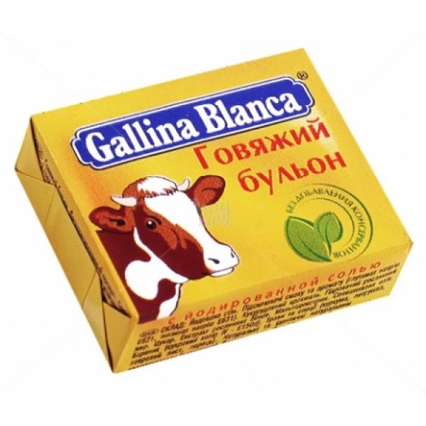 Кубик Gallina Blanca на Косточке бульон