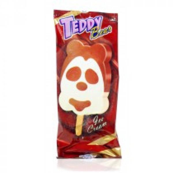 IMKON PLUS Teddy Bear Мороженое со Вкусом Ванили и Кофе, 120г