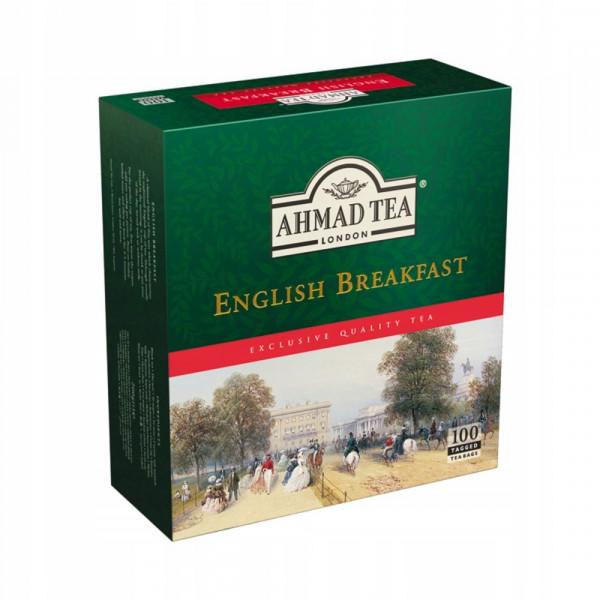 Чай Ahmad Tea в ассор 100пак