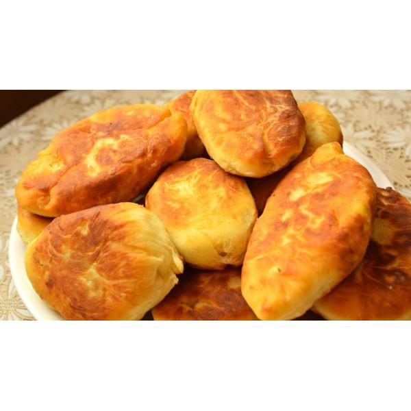 Пирожки с картошкой 1шт