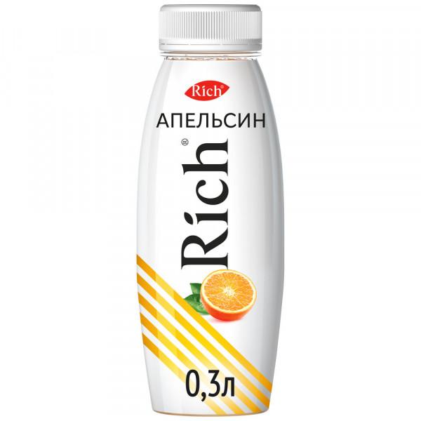 Апельсиновый сок Rich 0.3мл
