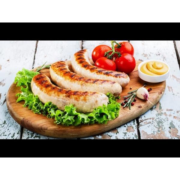 Сосиски Куриные с сыром 1шт