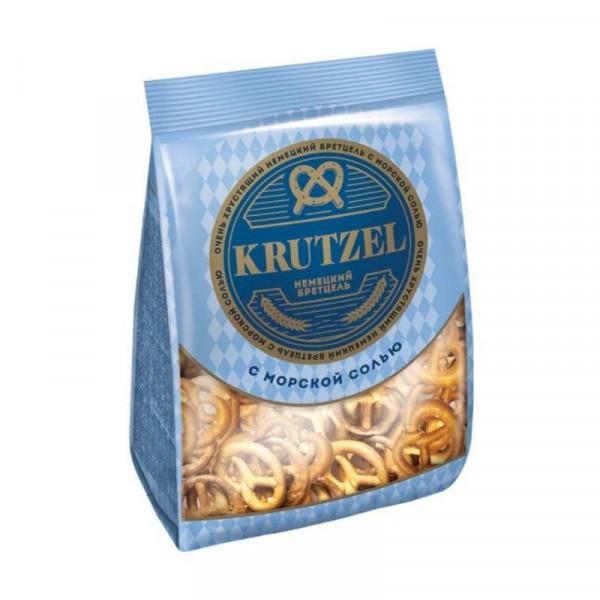 Бретцель Krutzel С морским солью 250 гр