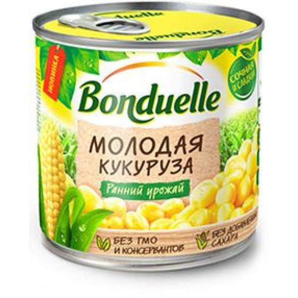 bonduelle молодая кукуруза 340 гр