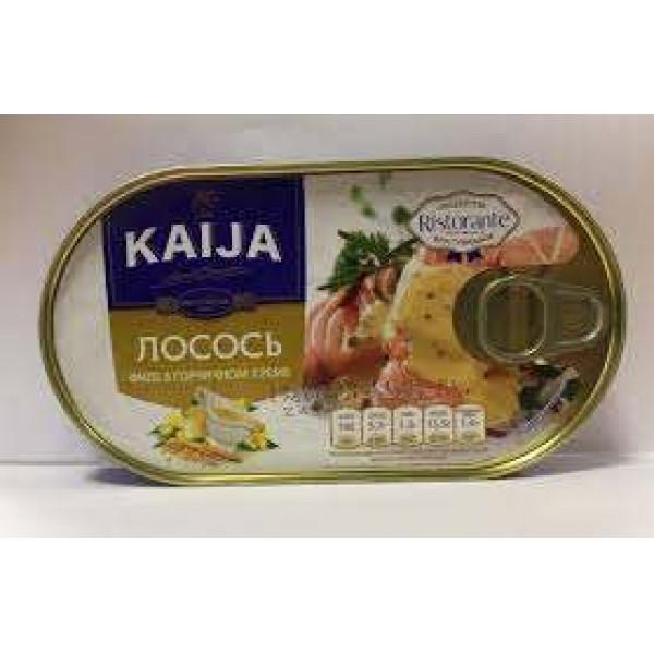 Kaija Лосось в  горчичном соусе 170 гр