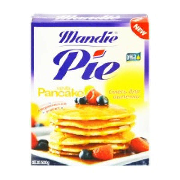 mandie pie pancake