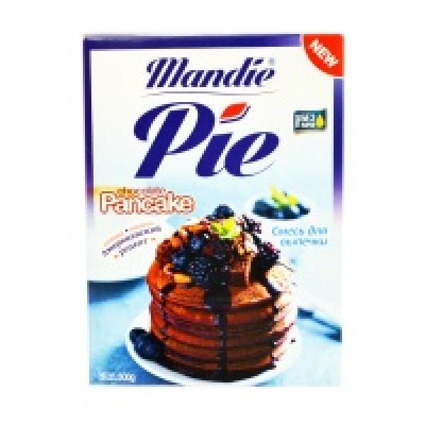 mandie pie chocolate pancake