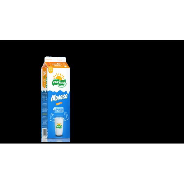 Молоко Pure Milky 1L 3,2%
